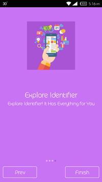 Identifier apk screenshot