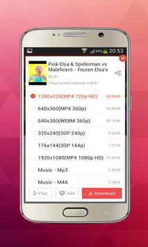 App Vidmate Video 2016 Ref apk screenshot