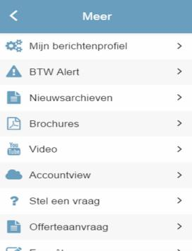 AaaBee Accountants apk screenshot