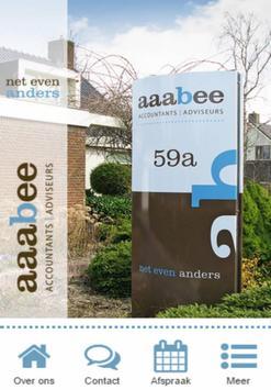 AaaBee Accountants poster