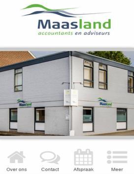Maasland Accountants apk screenshot