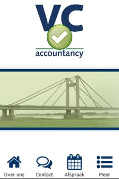 VC Accountancy poster
