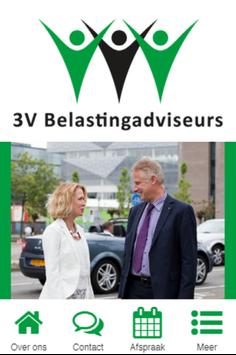3V Belastingadviseurs poster