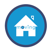 Moving Estate Agency icon