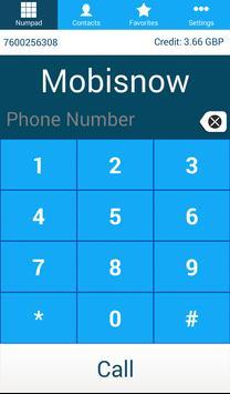 A2Billing CallingCard Callback apk screenshot