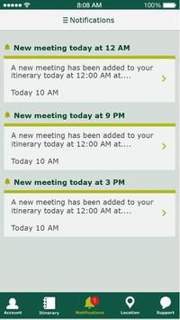 EFGH Conferences apk screenshot