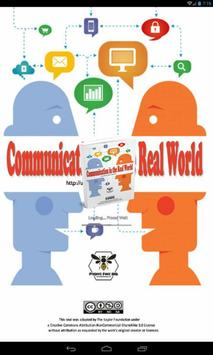 Communication in Real World poster