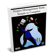 Project Management Simple icon