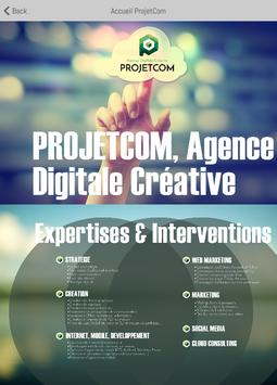 Projetcom poster