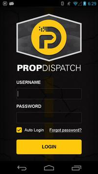 PropDispatch poster