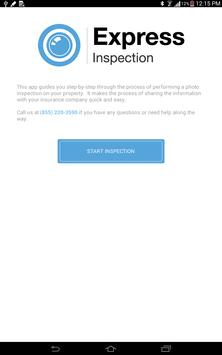 Express Property Inspection apk screenshot