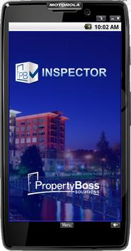 PBInspector - Unit Inspections poster