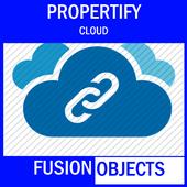 Property & CRM Cloud Propertif icon