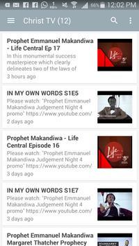 Prophet Emmanuel Makandiwa apk screenshot