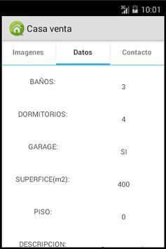 Propiedades UY apk screenshot