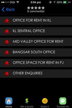 MSC Office Malaysia apk screenshot