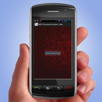 Wi Fi Prank Password Hacker apk screenshot