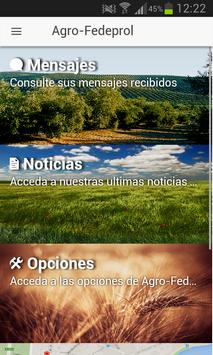 Agro-Fedeprol apk screenshot