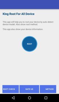 KINGROOT [Root+Root Checker] apk screenshot