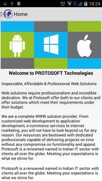 ProtoSoft Technologies poster