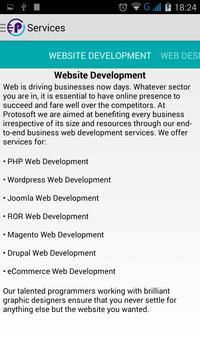 ProtoSoft Technologies apk screenshot