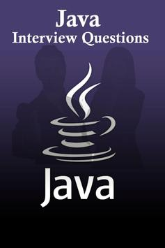45 Java Interview Questions poster