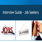Interview Guide Job Seekers icon