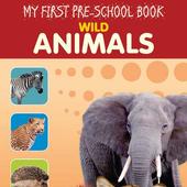 PreSchool Book - Wild Animals icon