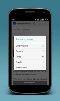 Devocional Bíblia em Português apk screenshot