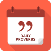 Daily Proverbs Verses Offline icon