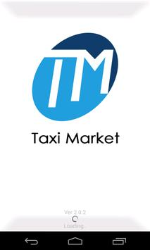 Taxi Market poster