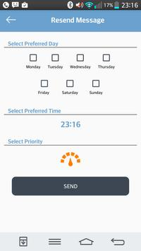MeMoMe - a voice messenger apk screenshot
