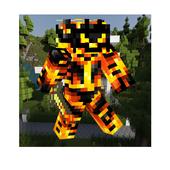 Skin Ideas MCPE MODS icon