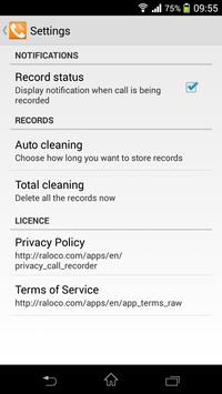 Call Recorder Pro apk screenshot