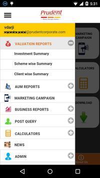 Prudent Partner Desk apk screenshot