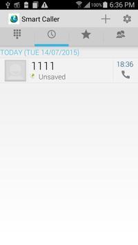 Smart Caller apk screenshot