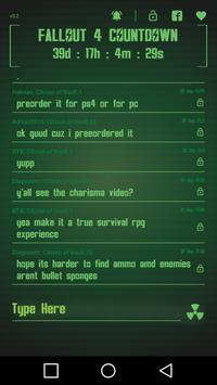 PipChat Fallout 4 apk screenshot