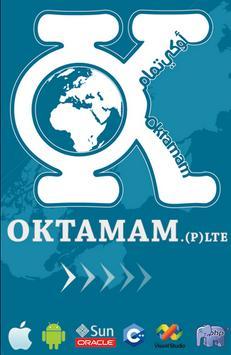 Oktamam InfoTech P. Ltd. poster