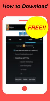Free Psiphon Pro Guide apk screenshot