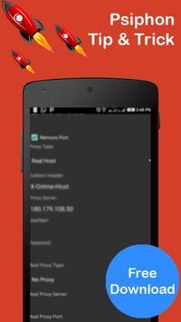 Free Psiphon 3 - Best Advice apk screenshot