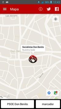 Socialistas Don Benito apk screenshot
