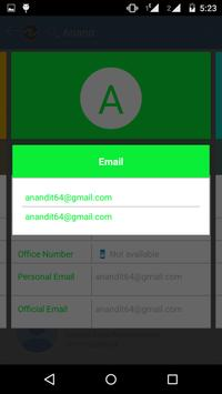 PSPL- Contacts apk screenshot