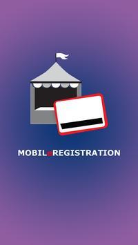 MOBILeREGISTRATION poster