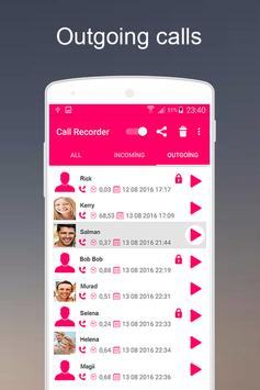 Call Recorder apk screenshot