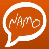 NAMO Messenger icon