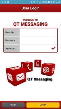 QT Messaging apk screenshot
