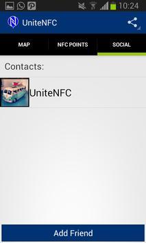 UniteNFC apk screenshot