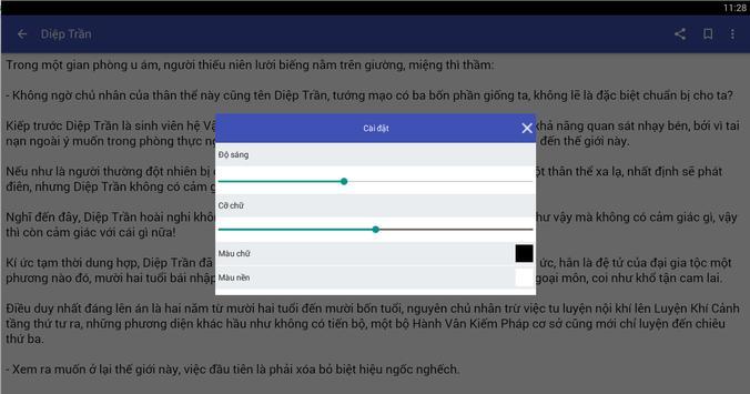 Doc Truyen 247 apk screenshot