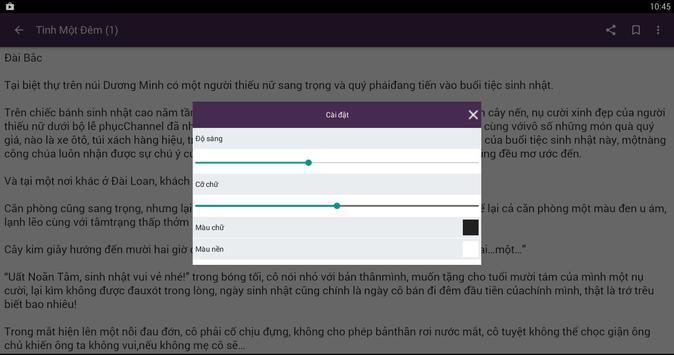 Truyen Ngon Tinh 247 apk screenshot