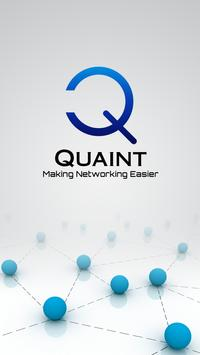Quaint poster